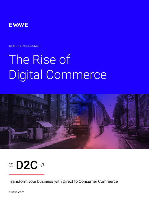 D2C Go Direct to Consumer